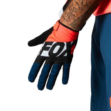 Rękawiczki Fox Ranger Gel Niebieskie