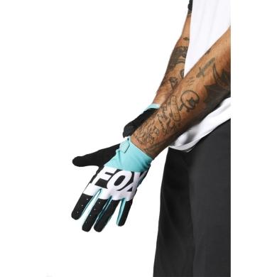 Rękawiczki Fox Ranger Gel Turkusowe
