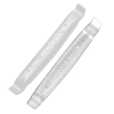 Łyżki Do Opon Lezyne Matrix Level Białe