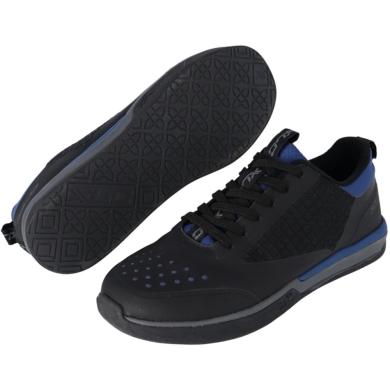 Buty XLC CB E01 Czarno Niebieskie