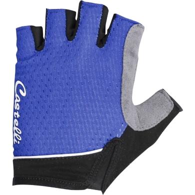 Rękawiczki Castelli Roubaix W Niebieskie