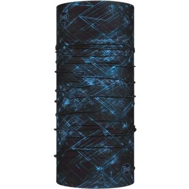 Chusta Buff Original czarno niebieska