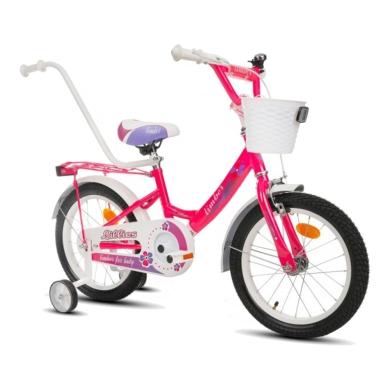 Rower Limber Monteria 12 różowy