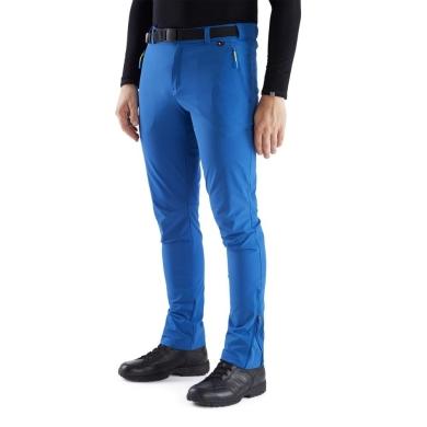 Spodnie Viking Expander niebieskie