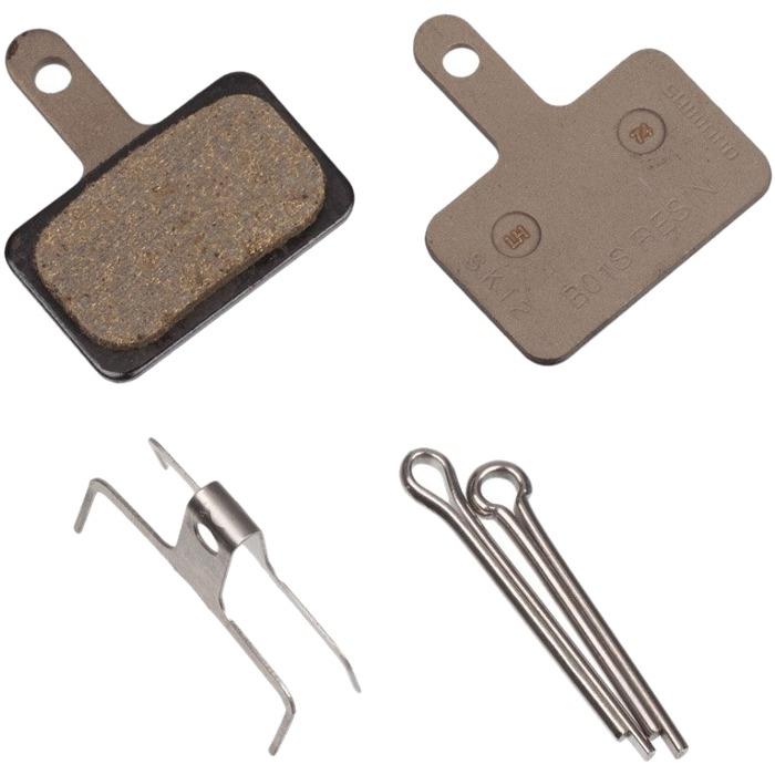 Shimano B01S Klocki hamulcowe żywiczne BRM 575 / 486 / 485 / 445