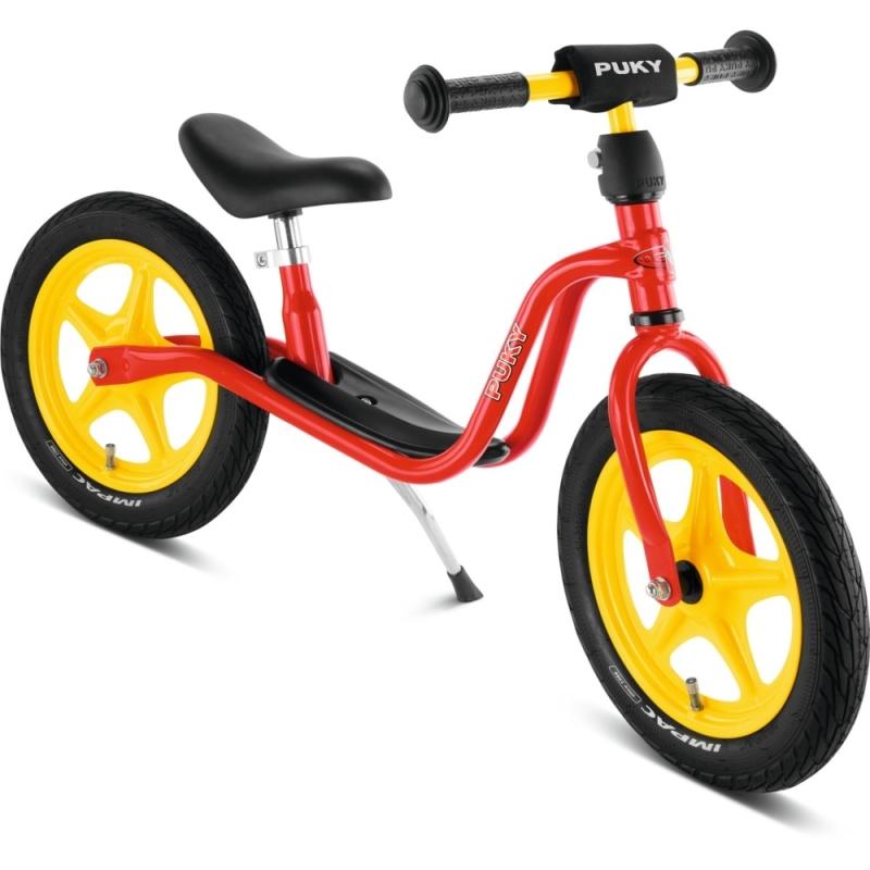 Puky LR 1L Rowerek biegowy czerwony 2019