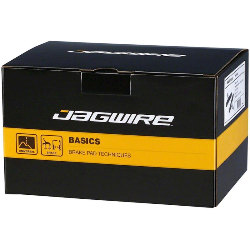 Jagwire Klocki hamulcowe V-Brake Mountain Sport 70mm czarne