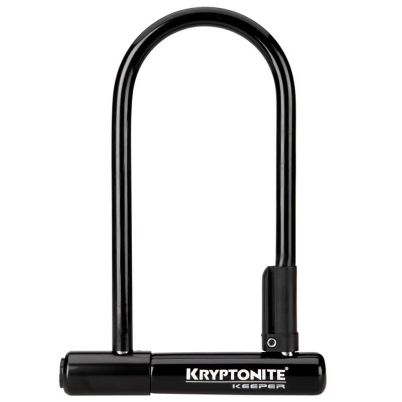 Kryptonite Keeper 12 STD Zapięcie rowerowe U-lock 10.2x20.3cm + uchwyt