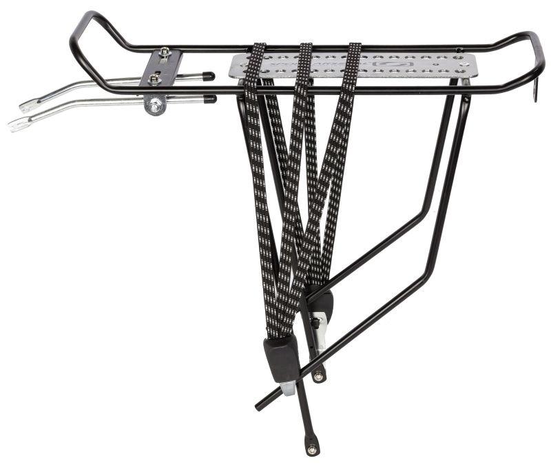 Sport Arsenal LRC 022 Bagażnik rowerowy tylny stal czarny