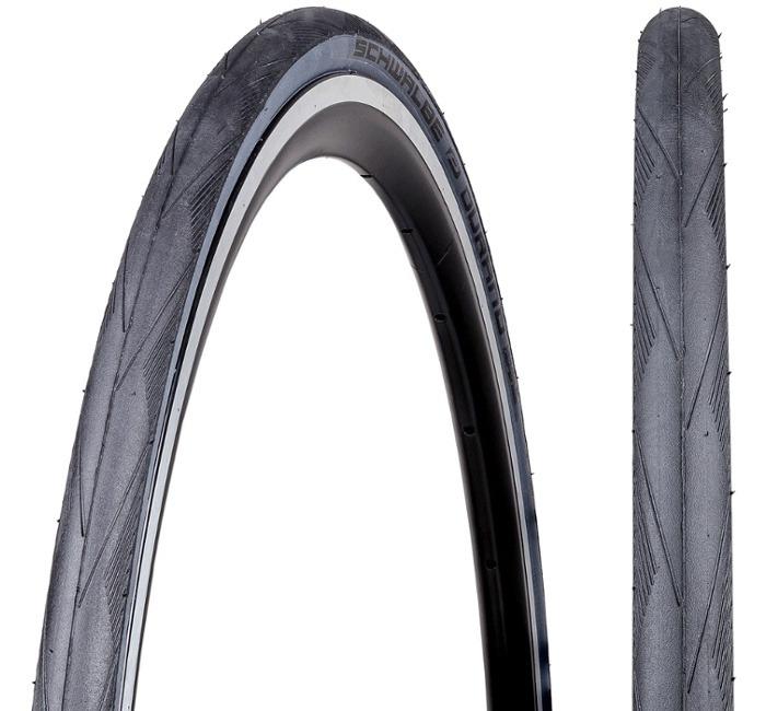 Schwalbe Durano 26 x 1.10 RG DC LS Opona szosowa zwijana czarna