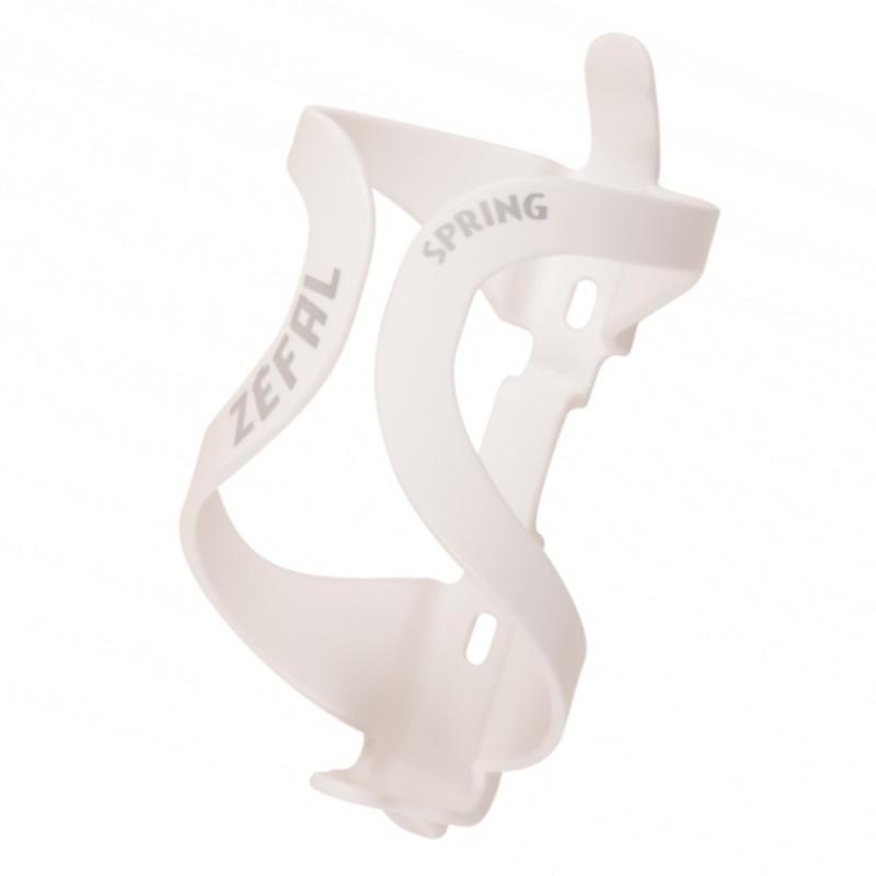 Zefal Spring Koszyk na bidon biały