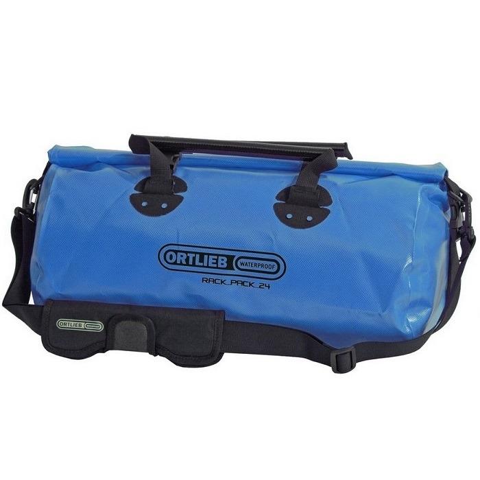 Ortlieb Rack Pack Torba podróżna niebieska