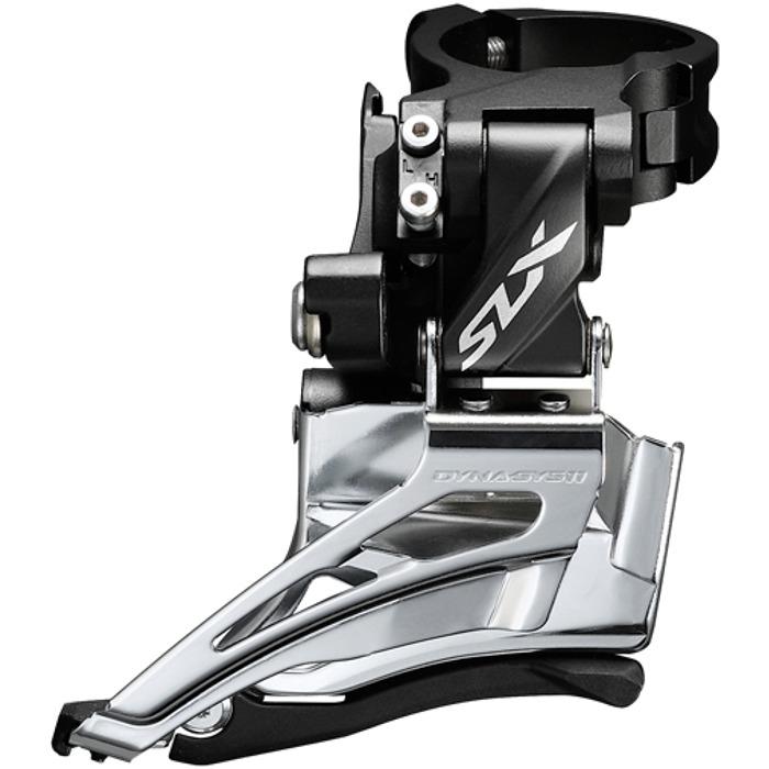 Shimano FD M7025 SLX Przerzutka przednia 2x11 Down Swing na obejmę