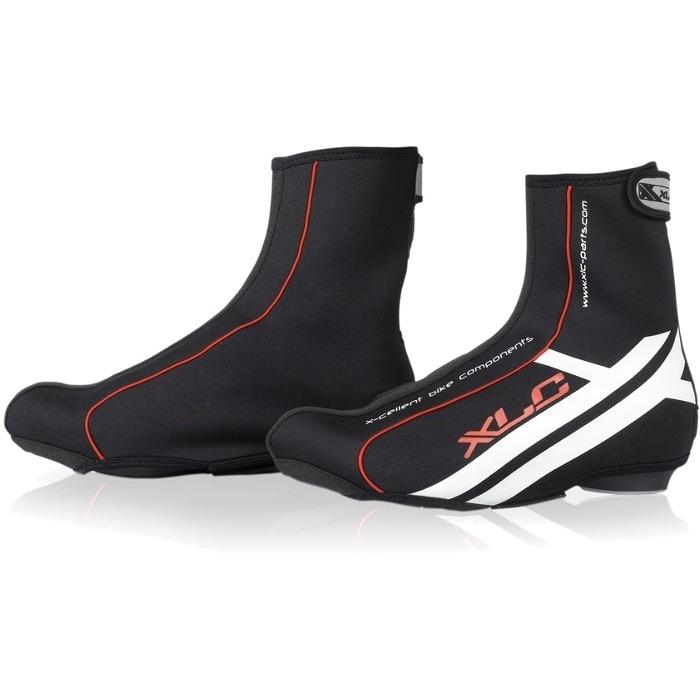 XLC BO A01 Neoprenowe ochraniacze na buty na zimno i deszcz