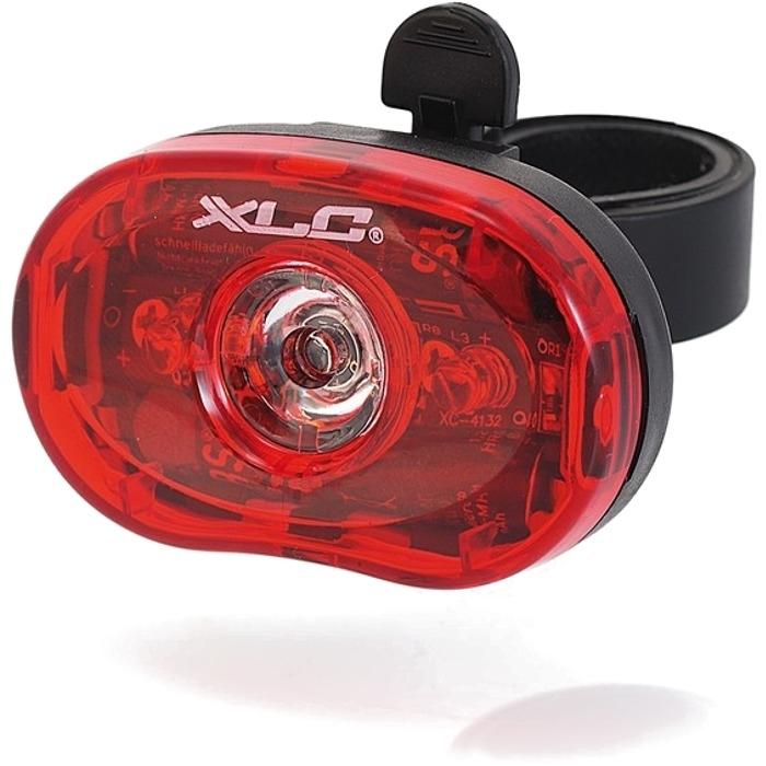 XLC CL R07 Thebe ultra lampka rowerowa tylna LED