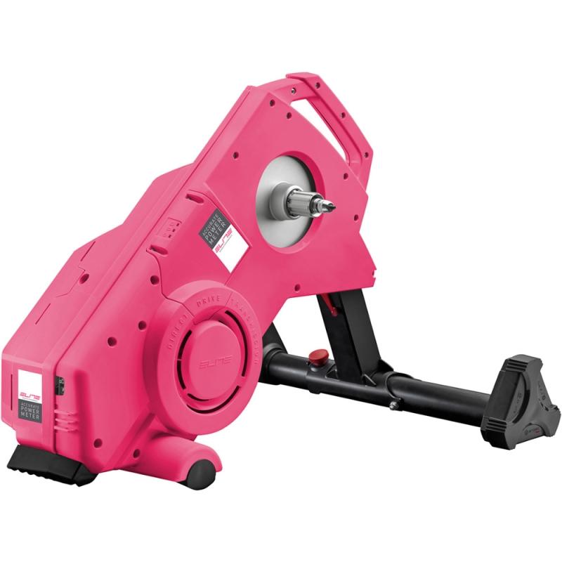 Elite Drivo Trenażer rowerowy Interactiv pomiar mocy ANT+ Bluetooth Smart różowy