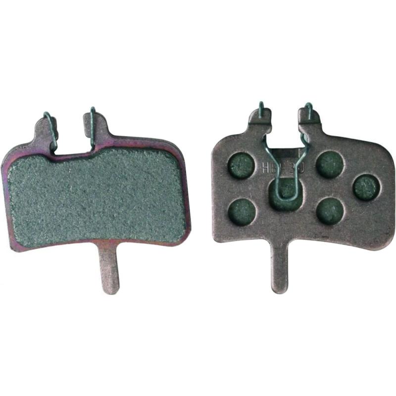 Hayes HFX 9 / HFX MAG Klocki hamulcowe tarczowe metalowe spiekane