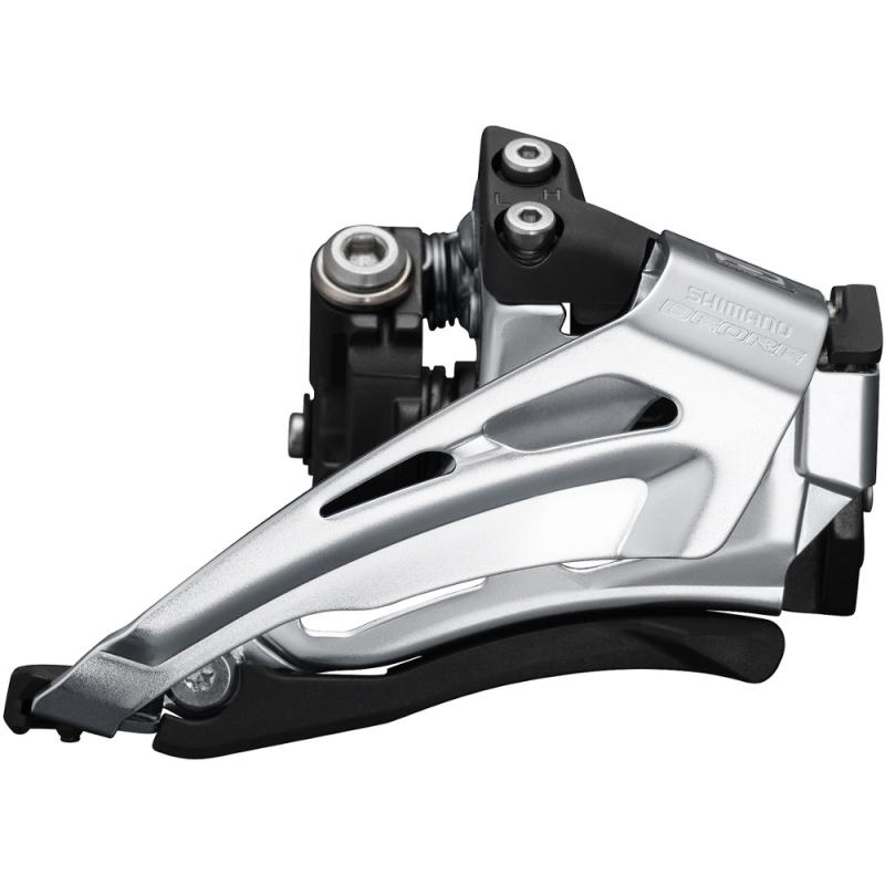 Shimano FD M6025 Deore Przerzutka przednia 2x10 Top Swing na obejmę