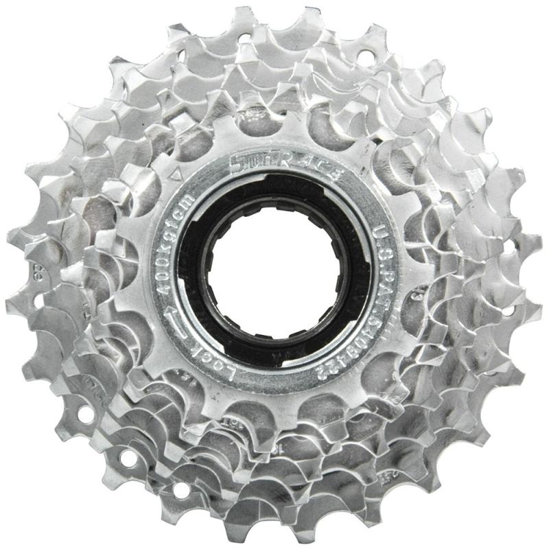 SunRace MFR30 Wolnobieg rowerowy szosowy 7 rzędowy