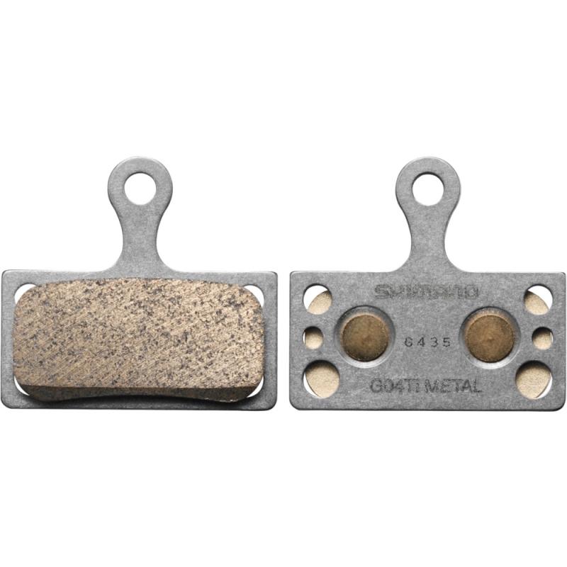 Shimano G04Ti Klocki hamulcowe metaliczne XTR XT SLX Deore