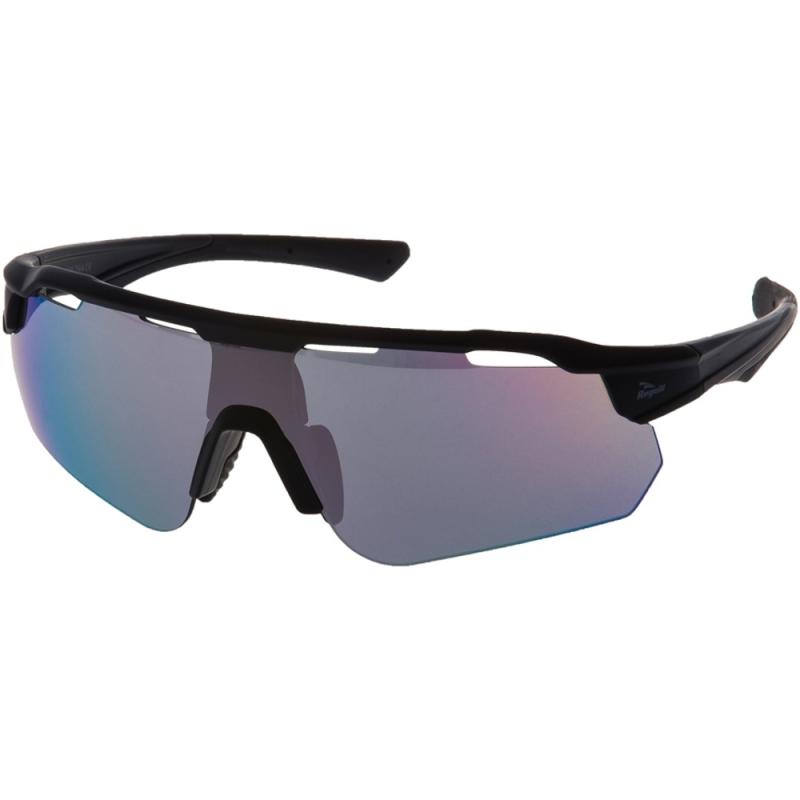 Rogelli Mercury Okulary rowerowe czarne 3 soczewki