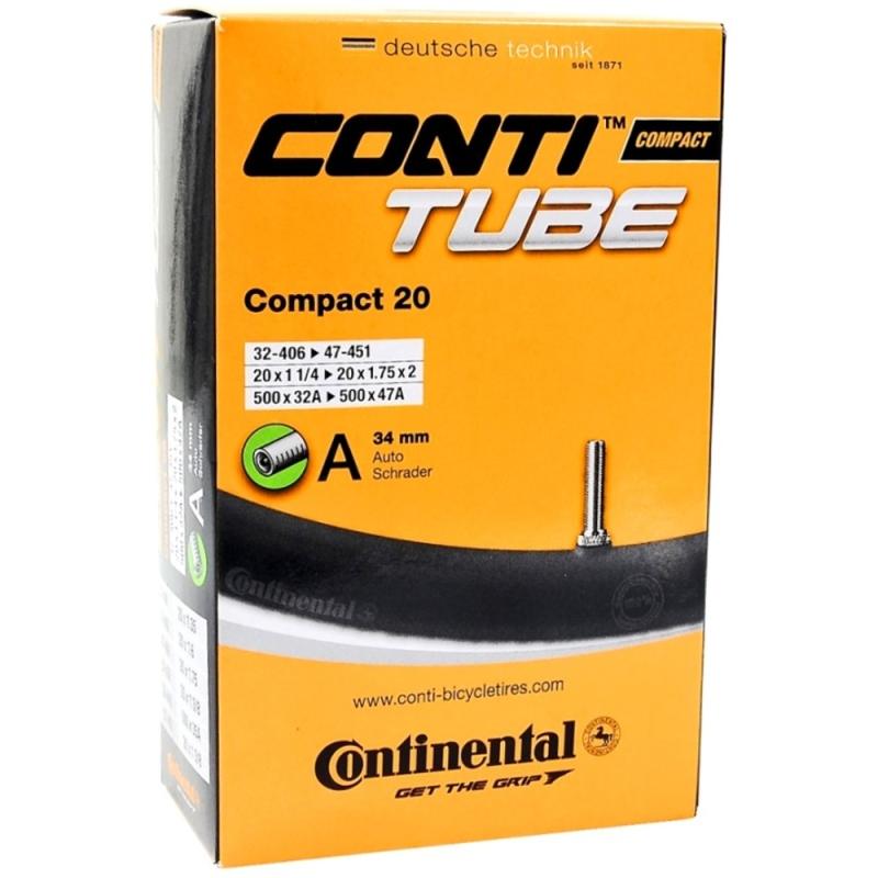 Continental Dętka Compact 20 auto 34mm