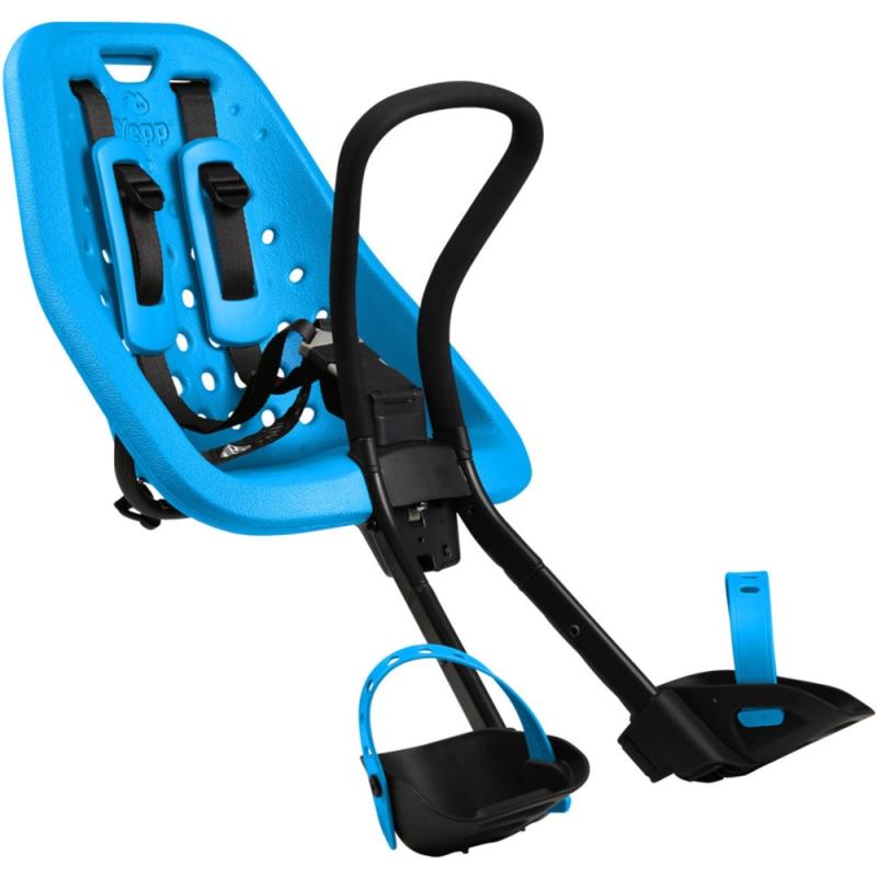 Thule Yepp Mini fotelik dziecięcy niebieski