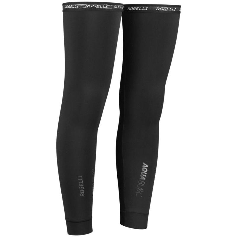 Rogelli Aquabloc Nogawki rowerowe czarne