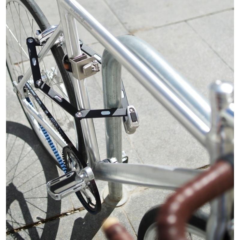 Abus Bordo Alarm 6000A 90cm Zapięcie do roweru składane