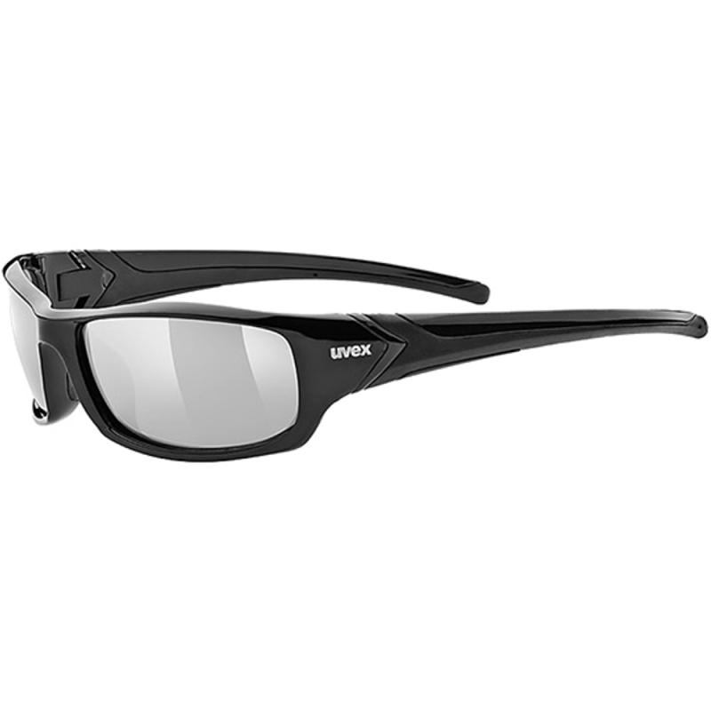 Uvex Sportstyle 211 Okulary sportowe black litemirror silver