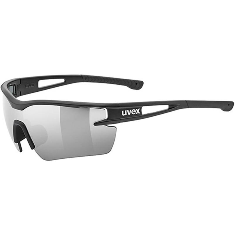 Uvex Sportstyle 116 Okulary sportowe z wymiennymi szkłami black mat