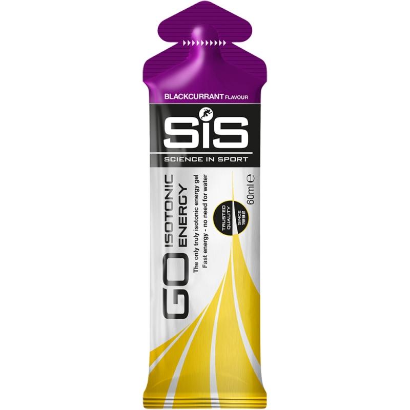 SIS Go Range Żel izotoniczny porzeczkowy 60ml