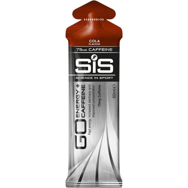 SIS Go Range Żel kofeinowy cola 60ml