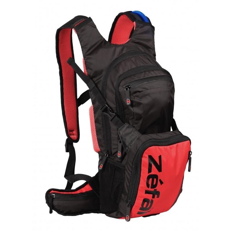 1124b80a6f013 Zefal Z Hydro XL Plecak z bukłakiem 3L czarno czerwony - rowertour.com