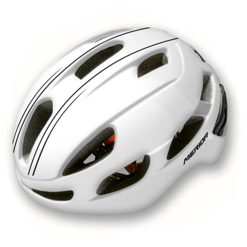 Merida Urban Kask rowerowy uniwersalny White
