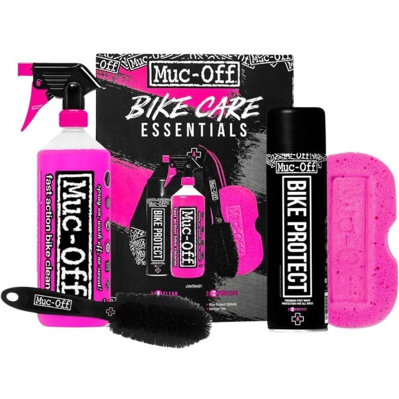 Muc-Off Essentials Bicycle Kit Zestaw do czyszczenia roweru