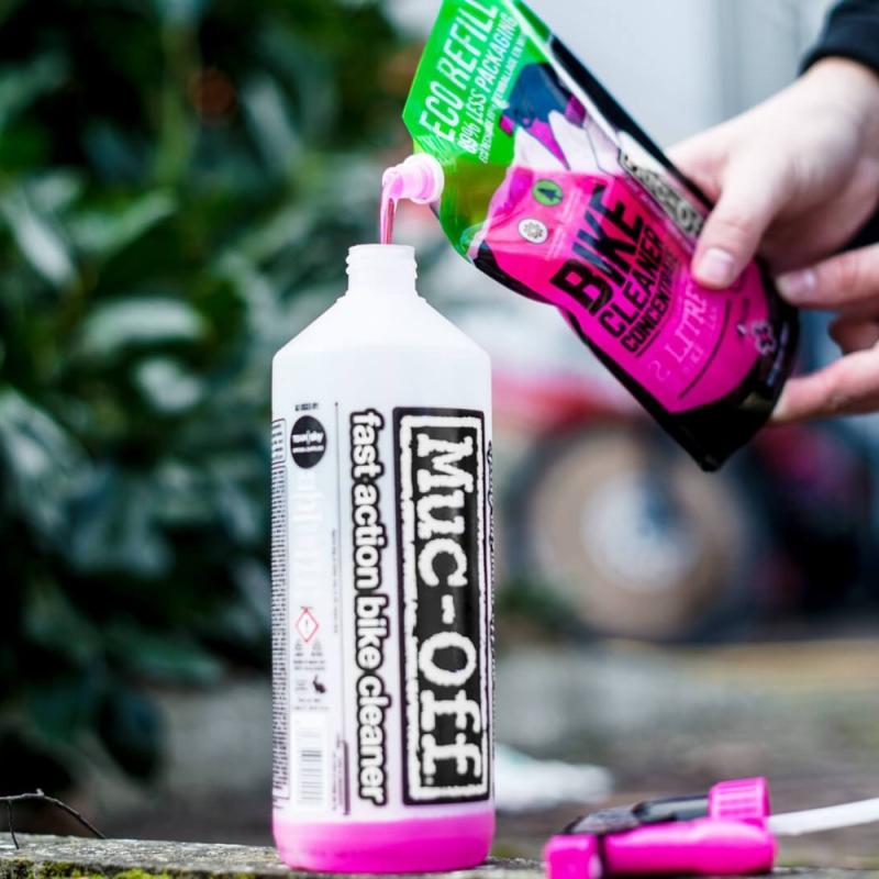 Muc-Off Nano Bike Cleaner Koncentrat czyszczący do rowerów