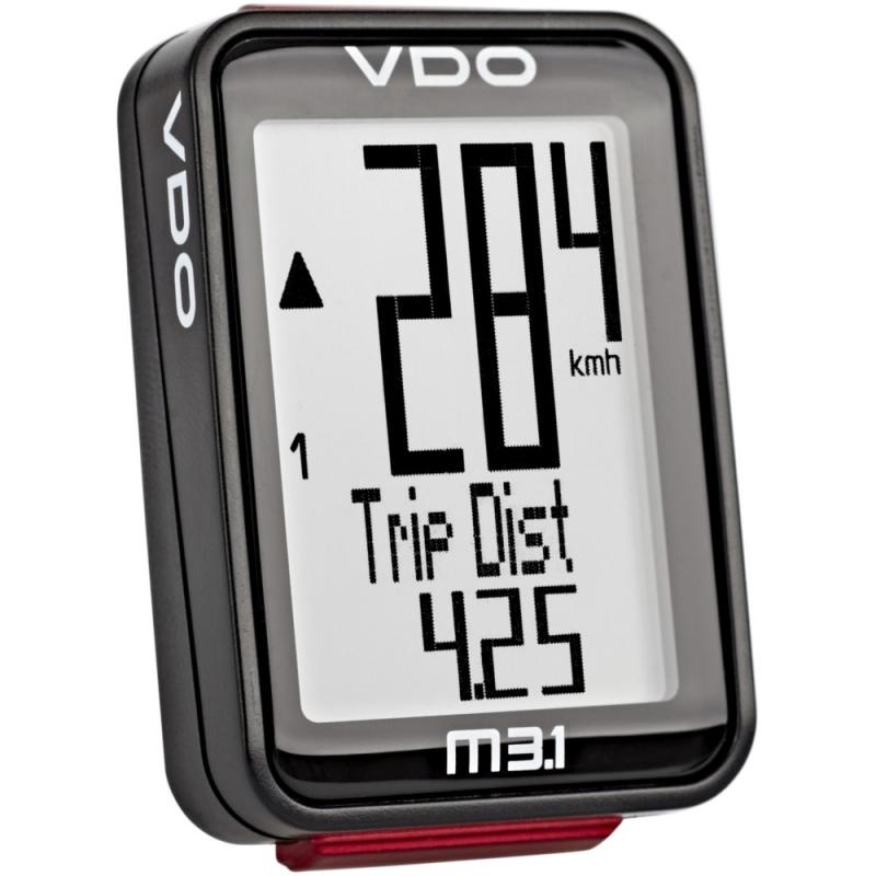 VDO M3.1 WR Licznik rowerowy przewodowy