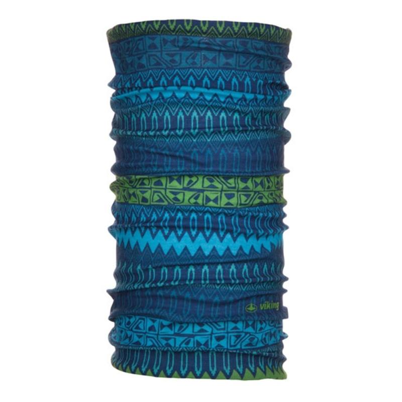 Viking Regular 1551 Komin sportowy unisex granatowo niebiesko zielony