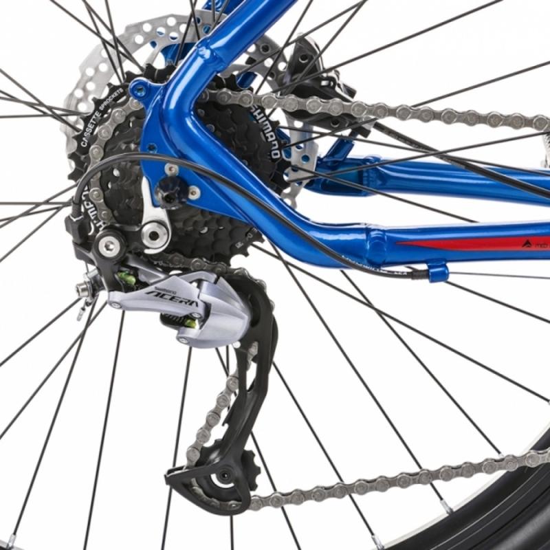 Romet Rambler R7.3 Rower MTB Hardtail 27,5 niebieski 2020