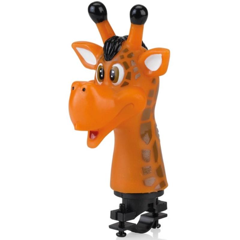 XLC DD H03 Klakson rowerowy dziecięcy na kierownicę żyrafa