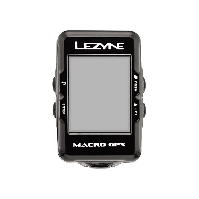 Lezyne Macro GPS HR Loaded Licznik rowerowy