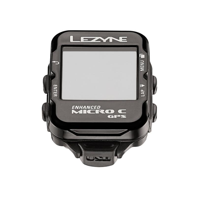 Lezyne Micro Color GPS HR Loaded Licznik rowerowy