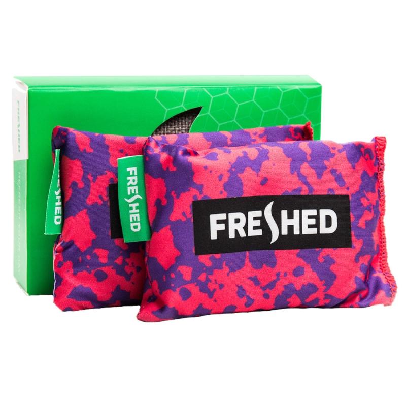 Freshed F-03 Saszetki zapachowe do butów Pink Moro