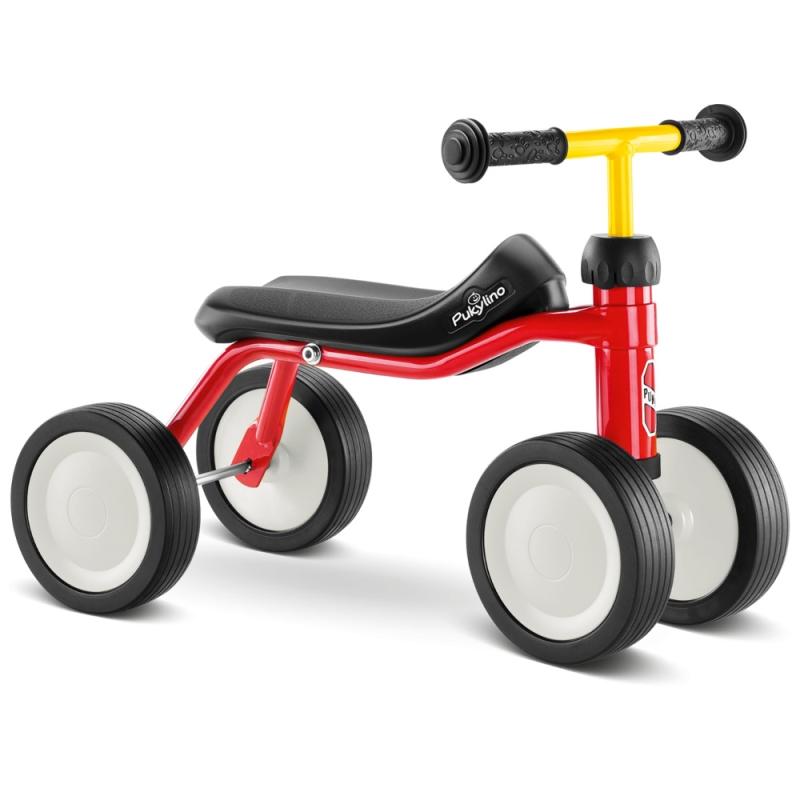 Puky Pukylino Rowerek biegowy jeździk czerwony