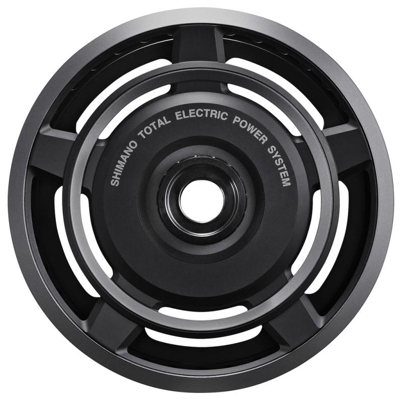 Shimano E6000 Tarcza korby SM CRE60 srebrna