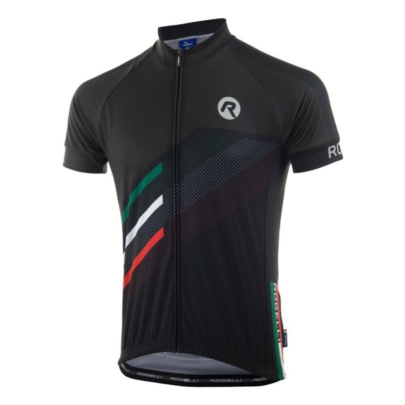Rogelli Team Koszulka czarna
