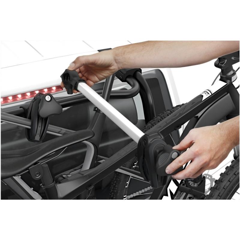 Thule WanderWay 2 Bagażnik rowerowy na 2 rowery do VW T6 T6.1 California