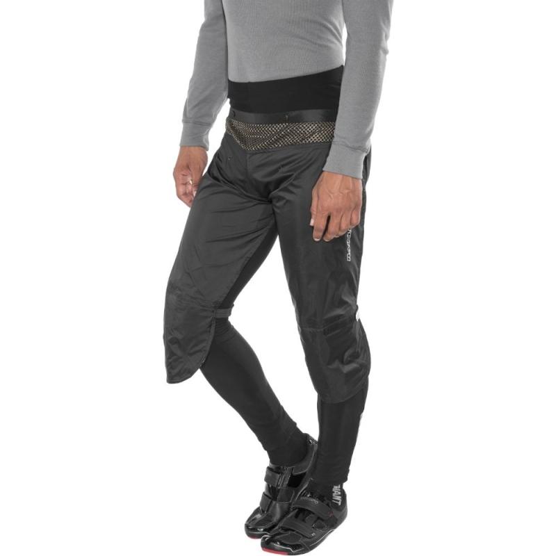 Rainlegs Ochraniacze przeciwdeszczowe na nogi czarne