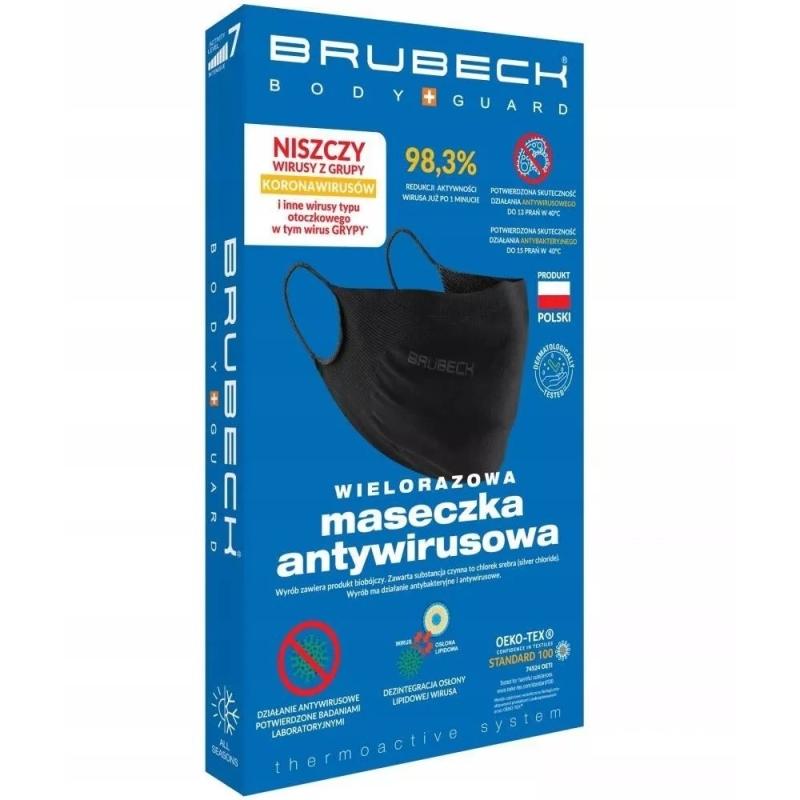 Brubeck Maska antywirusowa